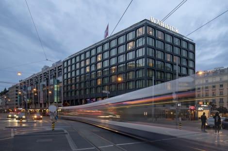 HotelWarwick Geneva