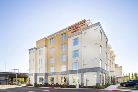Hotel Towneplace Suites San Mateo Foster City