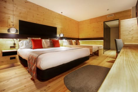 Hotel Park Piolets MountainHotel & Spa