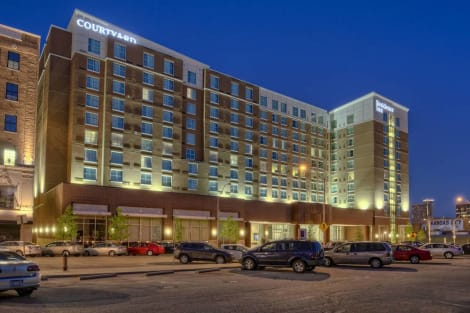 Hotel Residence Inn by Marriott Kansas City Downtown/ Convention