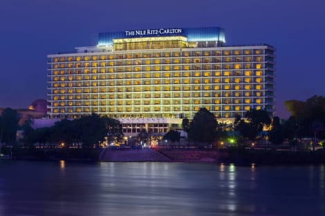 Hotel The Nile Ritz-Carlton, Cairo