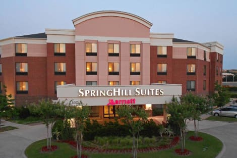 Hotel Springhill Suites By Marriott Dfw Airport East/las Colinas
