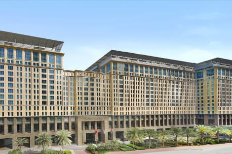 The Ritz-Carlton, Dubai International Financial Centre Hotel