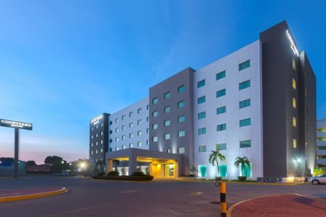 Hotel Courtyard by Marriott Villahermosa Tabasco