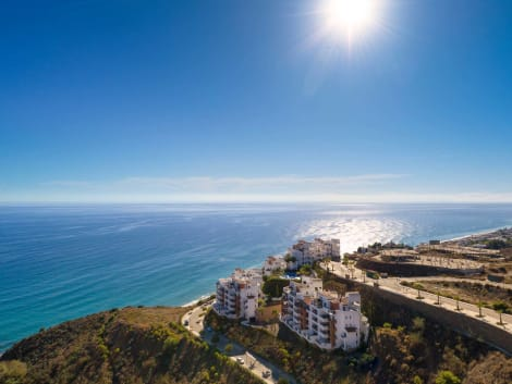 Apartamentos Olée Nerja Holiday Rentals by Fuerte Group
