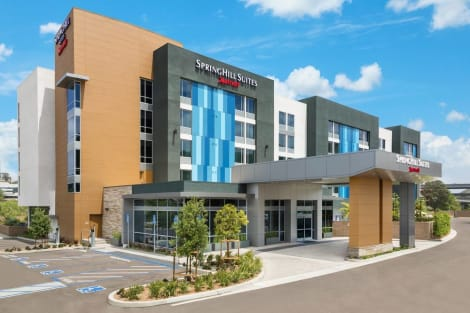 Hotel Springhill Suites San Diego Mission Valley