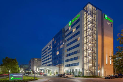Hotel Holiday Inn Cleveland Clinic