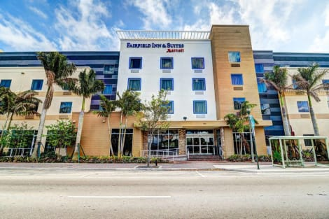 Hotel Fairfield Inn & Suites By Marriott Delray Beach I-95
