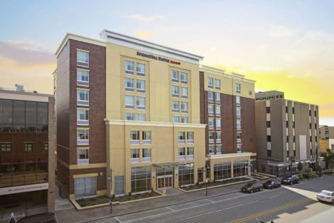 Springhill Suites by Marriott Pittsburgh Mt. Lebanon Hotel