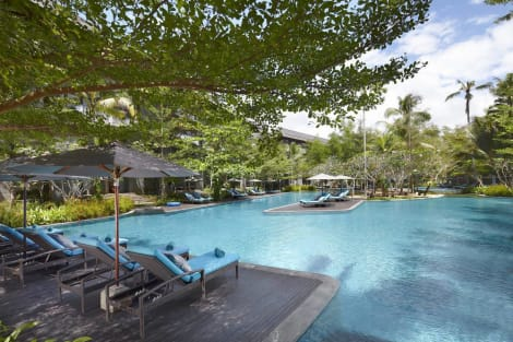 Courtyard by Marriott Bali Nusa Dua Resort Hotel