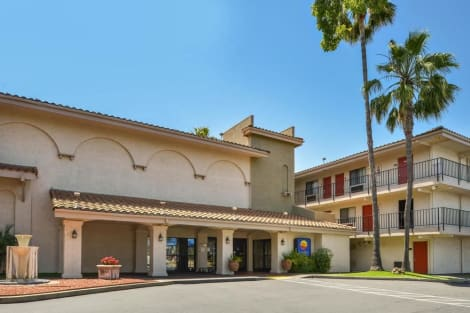 Hotel Comfort Inn And Suites Rancho Cordova
