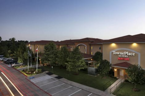 TownePlace Suites by Marriott Houston North / Shenandoah Hotel