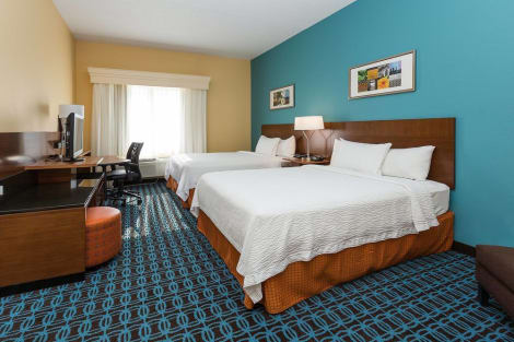 Hotel Fairfield Inn And Suites By Marriott Des Moines West