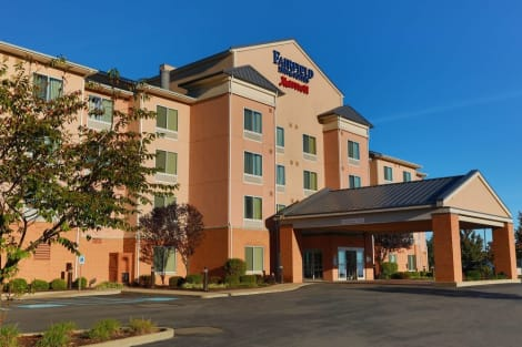 Fairfield Inn & Suites by Marriott Morgantown Hotel