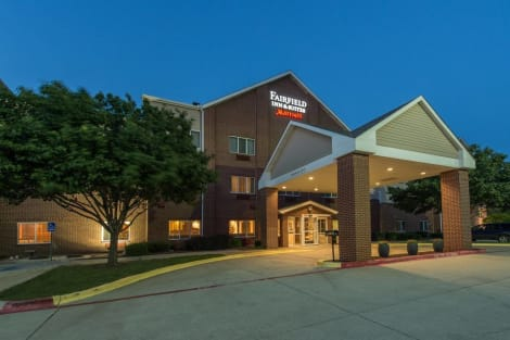 Hotel Fairfield Inn & Suites by Marriott Dallas Lewisville