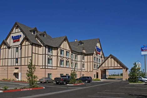 Hotel Fairfield Inn & Suites By Marriott Selma Kingsburg