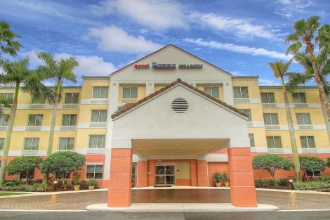 Fairfield Inn and Suites by Marriott Jupiter Hotel