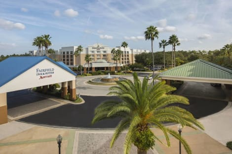 Hotel SpringHill Suites Orlando Lake Buena Vista Marriott Village
