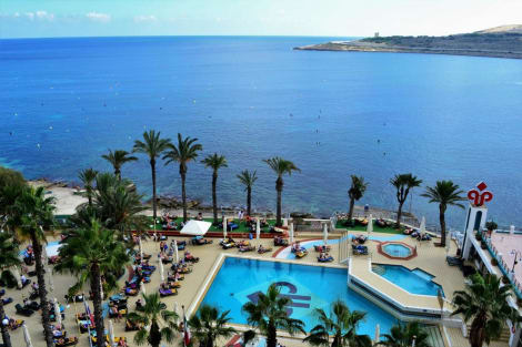 Qawra Hotels from £51   Cheap Hotels   lastminute.com