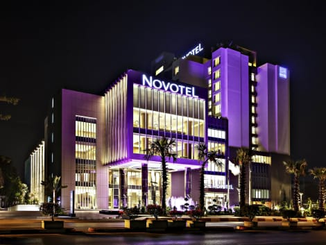 HotelNovotel Yangon Max