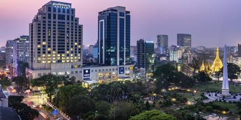 HotelPullman Yangon Centrepoint