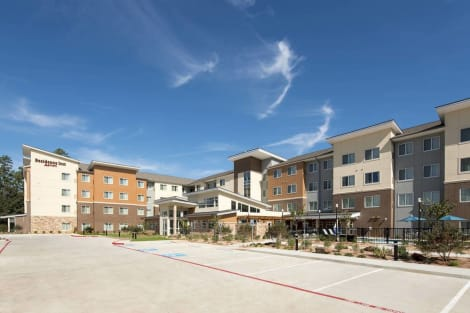 Hotel Residence Inn By Marriott Houston Springwoods Village