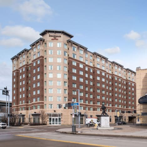Hotel Residence Inn by Marriott Pittsburgh North Shore