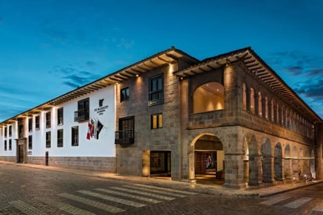 Hotel JW Marriott El Convento Cusco