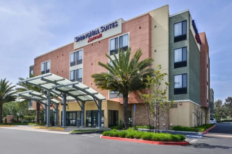 SpringHill Suites by Marriott Irvine Hotel