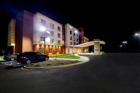 Hotel Fairfield Inn & Suites By Marriott Richmond West