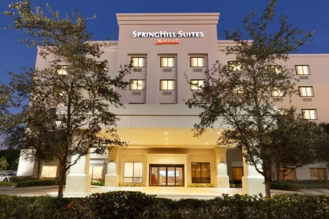 Hotel Springhill Suites By Marriott West Palm Beach
