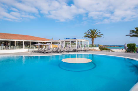 Hotel Carema Beach Menorca
