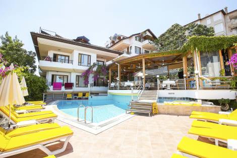 Xperia Grand Bali Hotel All Inclusive Hotel Alanya From 33