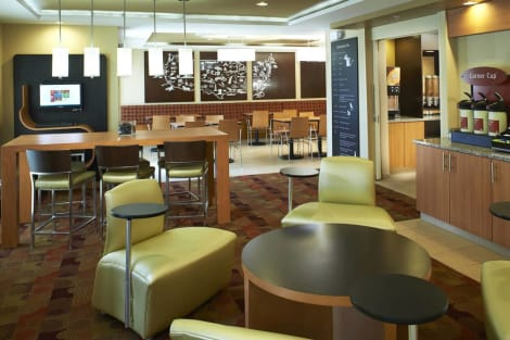 Hotel Towneplace Suites By Marriott Saginaw