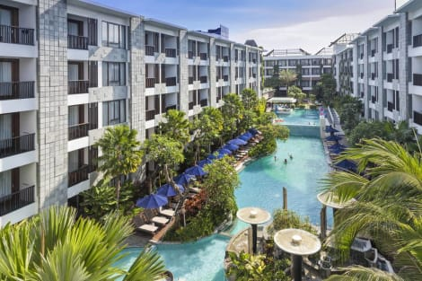 Courtyard By Marriott Bali Seminyak Resort Hotel