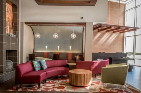 Apartamentos SpringHill Suites by Marriott Birmingham Downtown at UAB