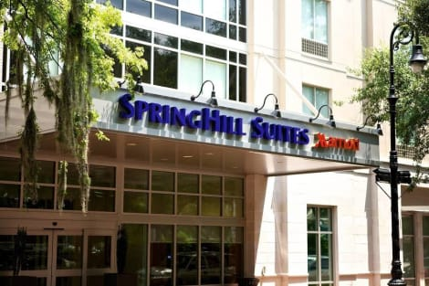 SpringHill Suites Savannah Downtown / Historic District Hotel