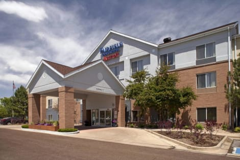 Fairfield Inn & Suites Denver North/Westminster Hotel