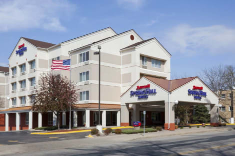 SpringHill Suites by Marriott Rochester-Mayo Clinic/St Marys Hotel