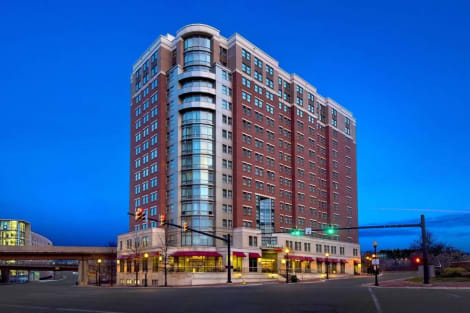 Residence Inn Alexandria Old Town South at Carlyle Hotel