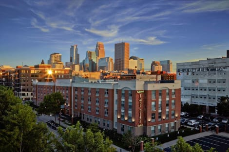 Hotel Towneplace Suites By Marriott Minneapolis Downtown/northloop