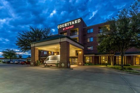 Hotel Courtyard By Marriott Dallas Dfw Airport South/irving