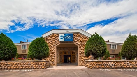 Best Western Mountain View Inn Hotel