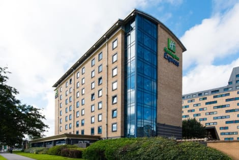 Holiday Inn Express LEEDS - CITY CENTRE Hotel