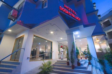 HotelRnB Dodas Palace Jaipur