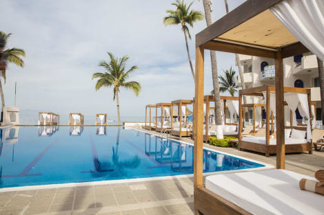 Hotel Crown Paradise Golden Puerto Vallarta All Inclusive
