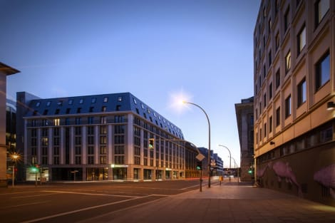 Hotel Holiday Inn Express BERLIN - ALEXANDERPLATZ