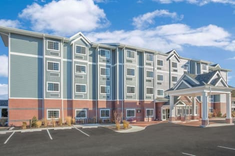 Microtel Inn & Suites by Wyndham Ocean City Hotel