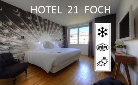 HotelHôtel 21 Foch