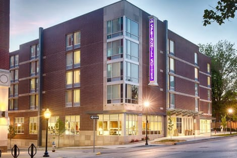 Hotel Springhill Suites By Marriott Bloomington